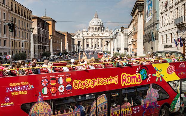 Roma Hop On-Hop Off