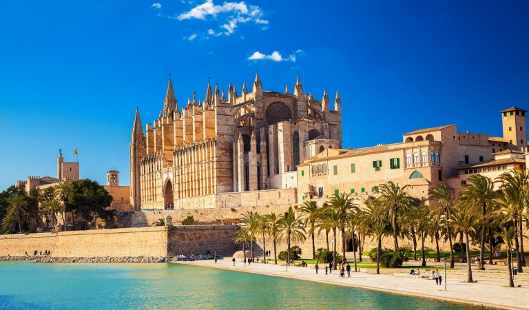 Mayorka Adası – Akdenizde Mavi Cennet   Palma de Mallorca