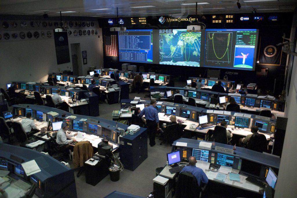 Mars Operasyonlarının da Yönetildiği Yeni Kontrol Merkezi