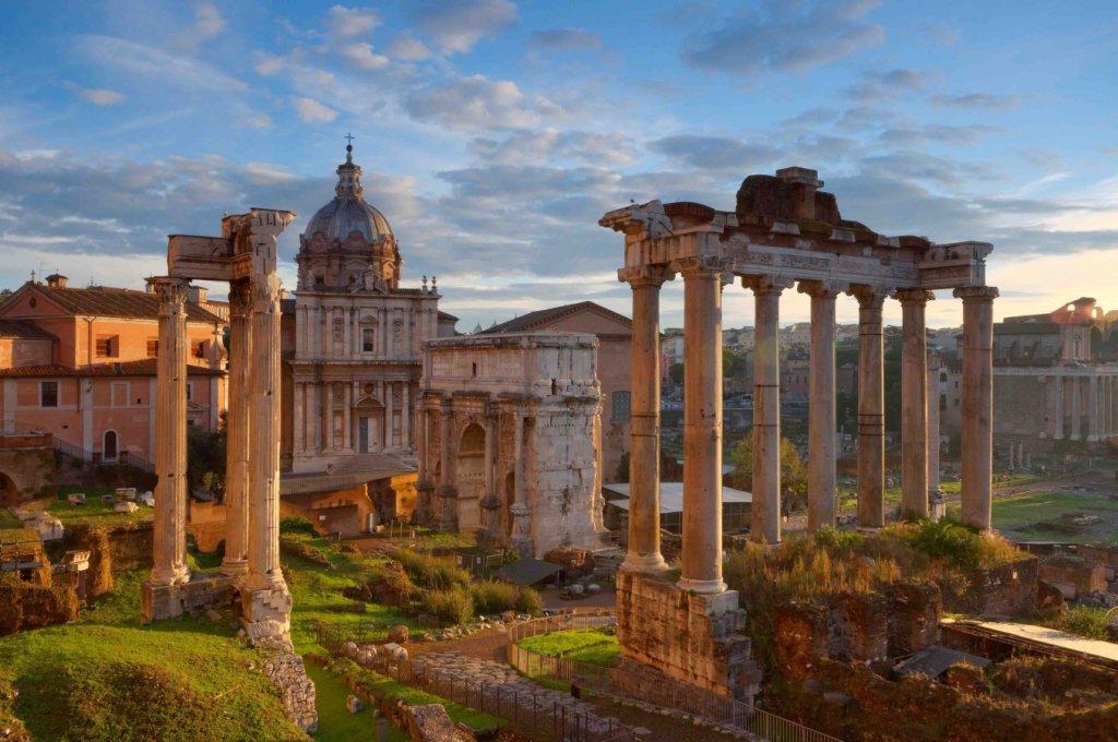 Antik Roma - Foro Romano