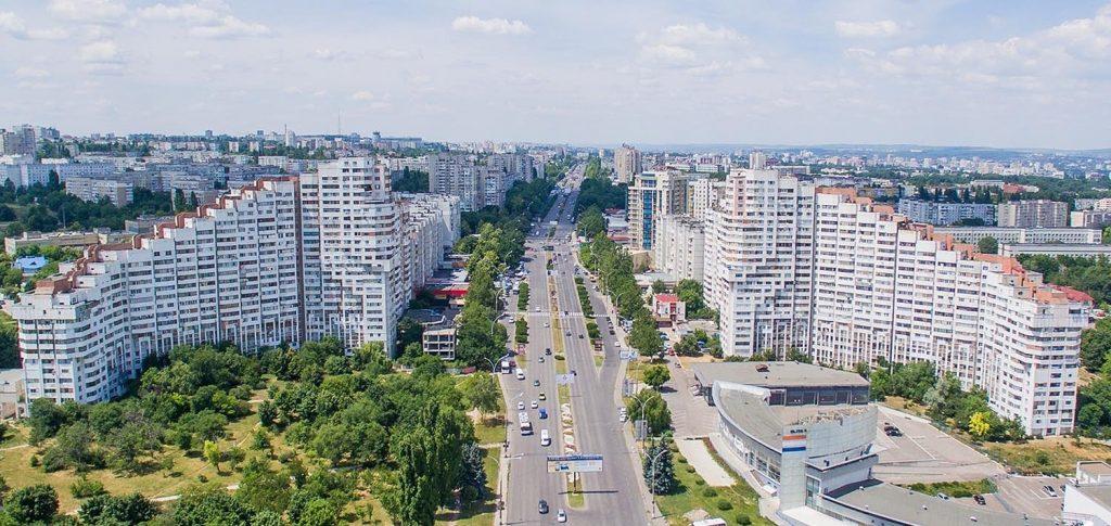 Moldova - Kişinev