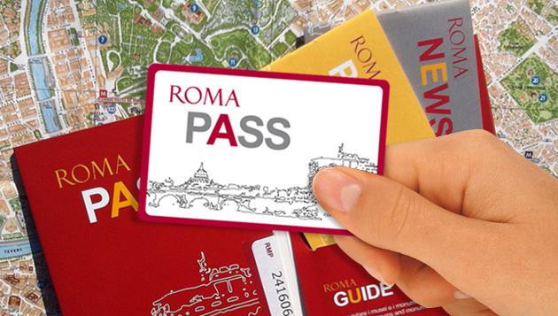 Roma Pass Card