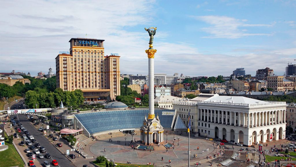 Kiev, Ukrayna