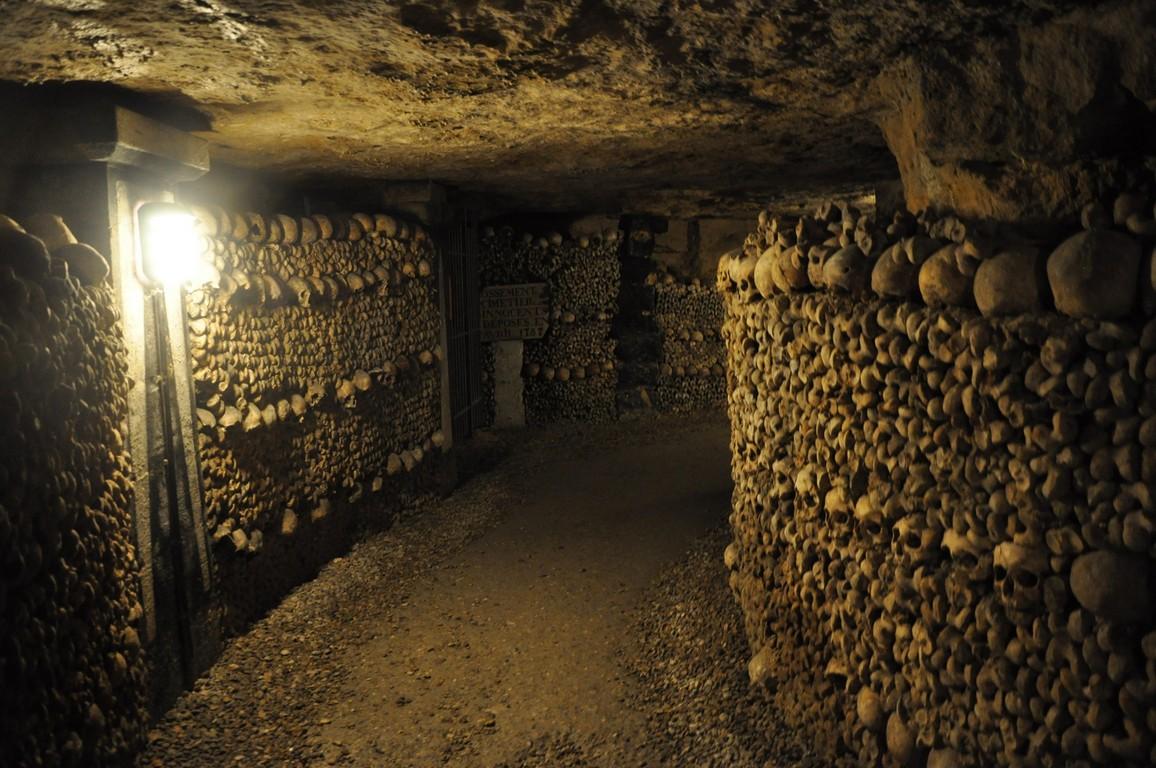 Paris Yeraltı Mezarları