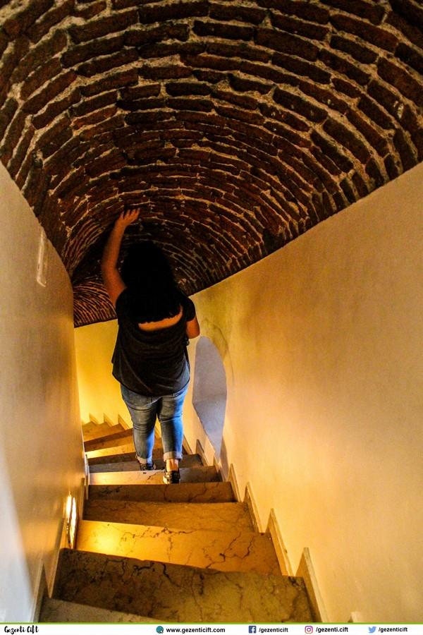 Galata Kulesi Merdivenleri