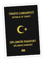 Siyah Pasaport