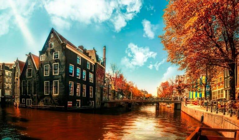 Amsterdam'a 11 €'ya Nasıl Gidilir?   Avrupa İçi Ucuz Seyahat İpuçları