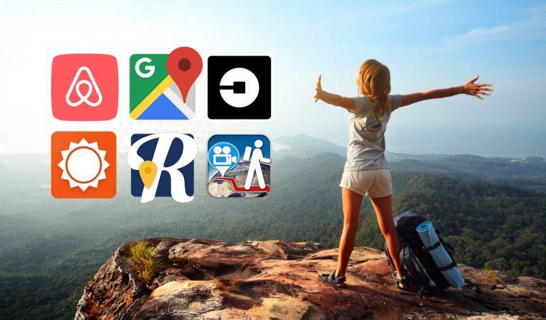 Pratik ve Kullanışlı Seyahat Uygulamaları   Ücretsiz En İyi 10 Uygulama