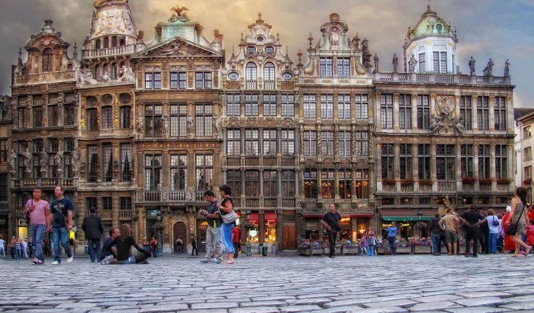 Brüksel Gezilecek Yerler | Avrupa'nın ve Belçika'nın Başkenti Brüksel