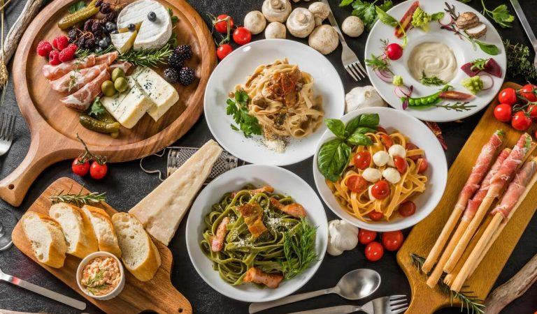 İtalya'da Ne Yenir? | İtalyan Yemekleri ve İtalyan Mutfağı Lezzetleri